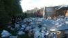 В Тверской области перевернулся грузовик с водкой