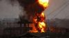 В Китае на химзаводе прогремел взрыв, пять человек погибли