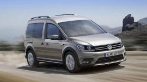 Volkswagen показал Caddy Alltrack (ФОТО)