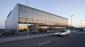 В Литве женщина покусала пограничников в аэропорту