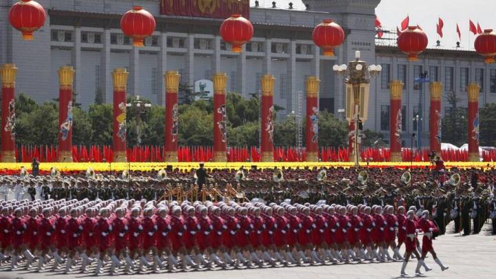 На военном параде в Пекине представят «убийцу авианосцев»