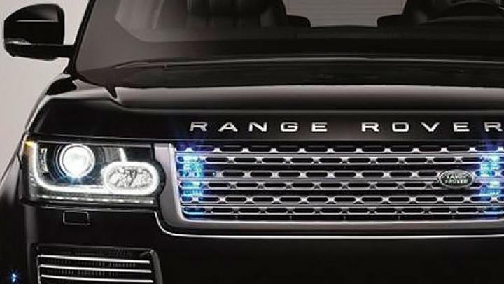 Land Rover показал бронированный внедорожник Sentinel (ФОТО)