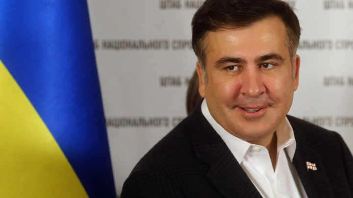 Саакашвили: Украине понадобится 15 лет, чтобы экономика поднялась до уровня 2013 года