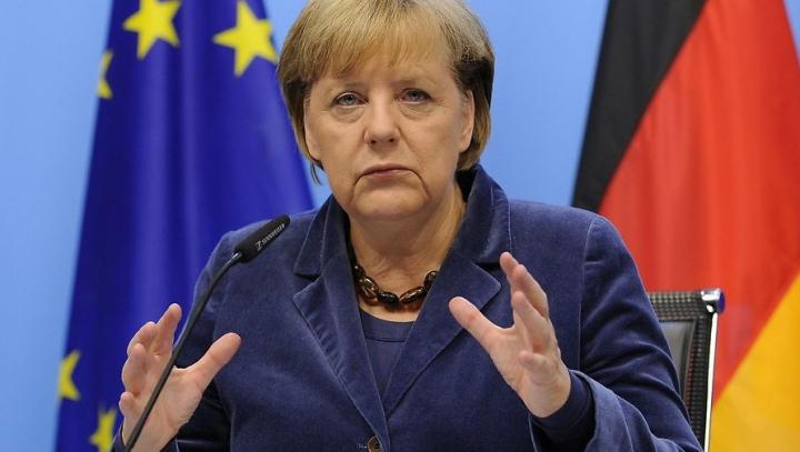 Меркель: Со времен Второй мировой войны не было столько беженцев
