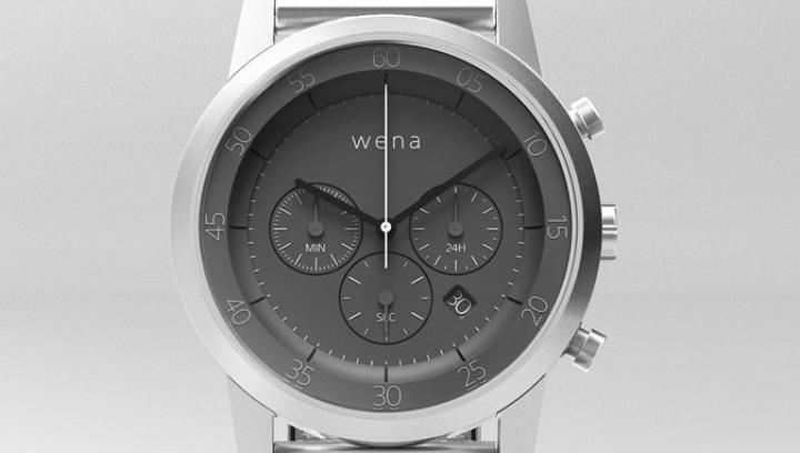 Sony намерена выпустить собственные смарт-часы