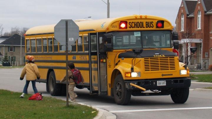 Школьный автобус попал в ДТП в Германии, пострадали 19 детей