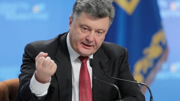 Порошенко призвал мировое сообщество объединиться против России
