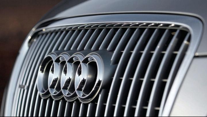 Самый маленький кроссовер Audi вышел на испытания