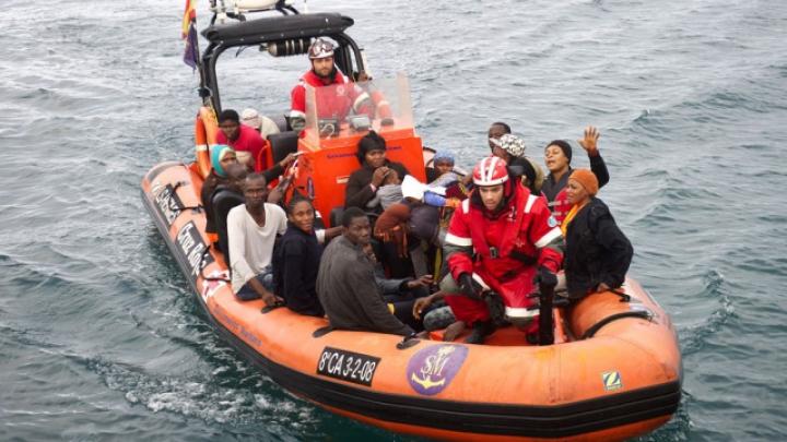 Более 30 мигрантов погибли в Средиземном море