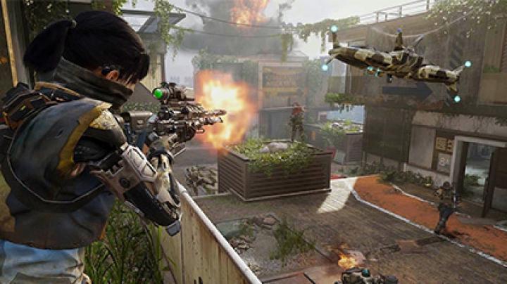 Пользователи Twitter раскритиковали рекламную кампанию Call of Duty