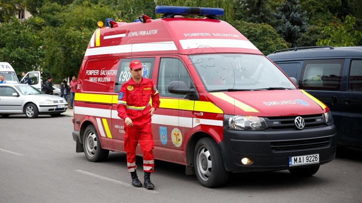 Исполнился год с начала работы службы экстренной помощи SMURD