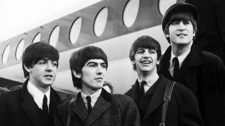 Ринго Старр издаст альбом с неизвестными фото The Beatles