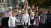 """Учащиеся гимназии села Кристешты получили подарки от фонда """"Эдельвейс"""""""