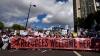 Лондонский митинг в поддержку беженцев перерос в столкновения