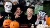 В одном из столичных кафе устроили детскую вечеринку в честь Хэллоуина