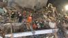 При обрушении здания в Китае погибли 17 строителей