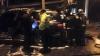 В центре Кишинева взорвался автомобиль (ФОТО)