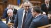Канду прокомментировал инициативу ПСРМ об отставке председателя парламента