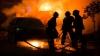 На перекрестке улиц Пушкина и Колумна загорелся автомобиль