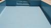 В Сорокской спортивной школе установили солнечные коллекторы для заброшенного бассейна