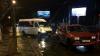 Рейсовый микроавтобус 185 линии попал в ДТП (ФОТО)