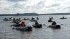 На Днестре прошел первый чемпионат по рыбалке со спиннингом с лодки