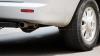 Перед столичным роддомом припарковался необычный автомобиль (ФОТО)