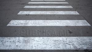 Пенсионера насмерть сбили на пешеходном переходе в столице (ФОТО)