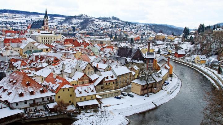 В Чехии 1 октября зафиксирована температура в -10 градусов мороза