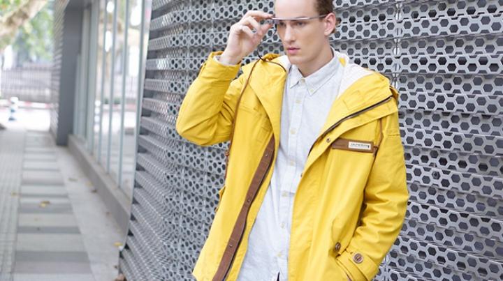 Создана куртка для гаджетоманов (ВИДЕО)