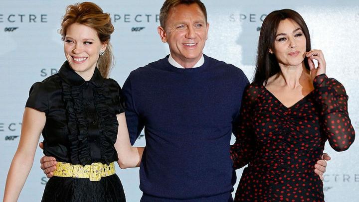 Джеймс Бонд вернулся: в Лондоне состоялась премьера «Спектра»