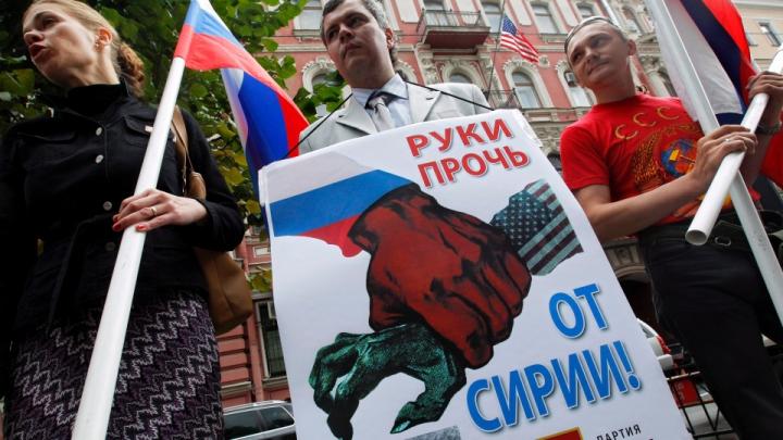СМИ: Россия готовится к наземной операции в Сирии