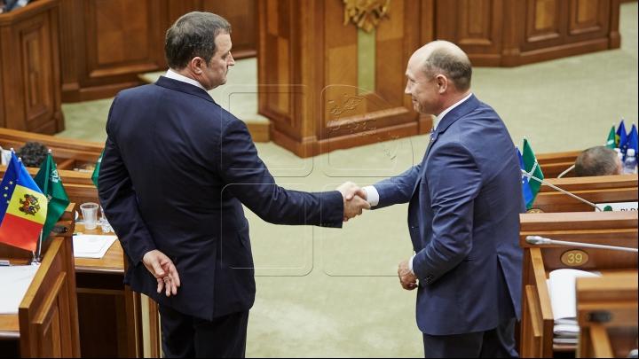 Влад Филат назвал имя преемника на посту лидера ЛДПМ