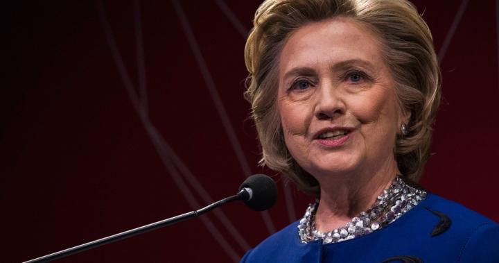 Хиллари Клинтон: Не потею, потому что я не совсем человеческое существо