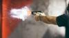 Мужчина открыл стрельбу в центре Кишинева