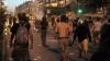 Греческая полиция применила слезоточивый газ против митингующих