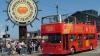 20 человек пострадали при аварии туристического автобуса в Сан-Франциско