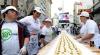 60-метровую пиццу приготовили в Буэнос-Айресе