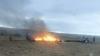 Талибы сбили вертолет, принадлежащий молдавской компании: новые детали (ВИДЕО)