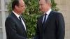 Путин и Олланд начали переговоры в Москве