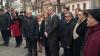 Георге Брега почтил память жертв терактов во Франции минутой молчания