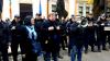 """Сторонники """"Нашей партии"""" потребовали отставки Тимофти у стен президентской резиденции"""
