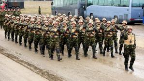 В марше по случаю Национального дня Румынии примут участие молдавские военные