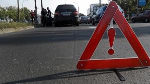 В столице две девушки погибли под колесами автомобиля