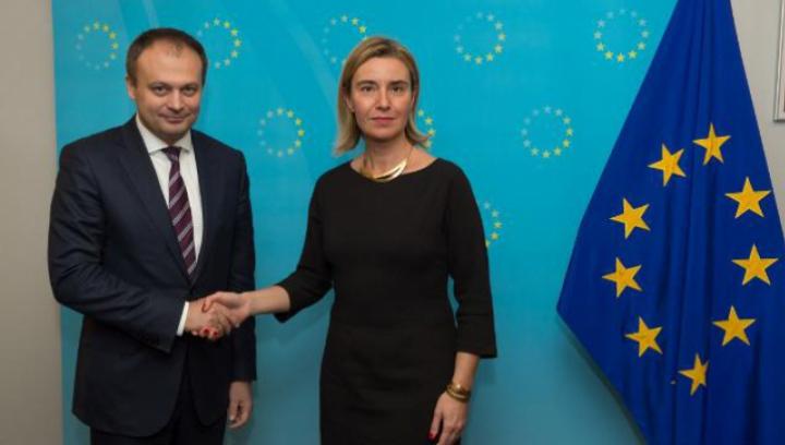 Федерика Могерини озвучила ожидания ЕС в отношении Молдовы