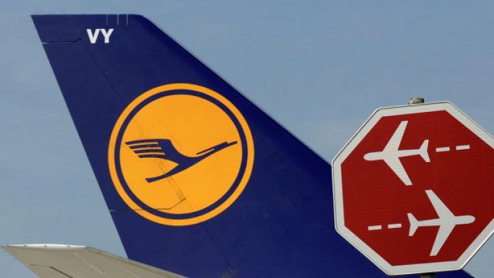 В Берлине экстренно сел самолет Lufthansa из-за технических проблем
