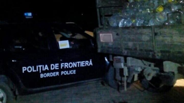 Пограничного полицейского подозревают в причастности к контрабанде спирта