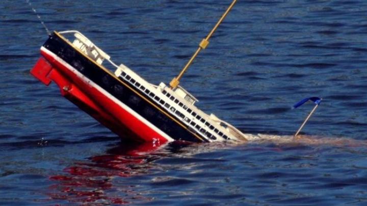 В Китае затонуло грузовое судно: шесть человек пропали без вести