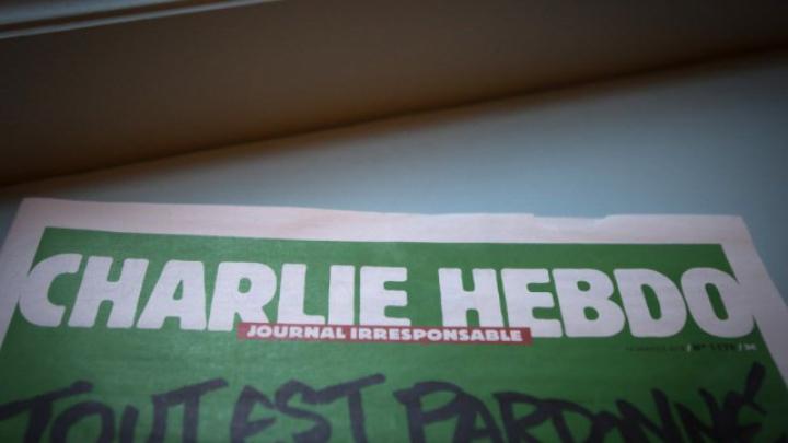Власти Франции прокомментировали карикатуры Charlie Hebdo на тему крушения А321 в Египте