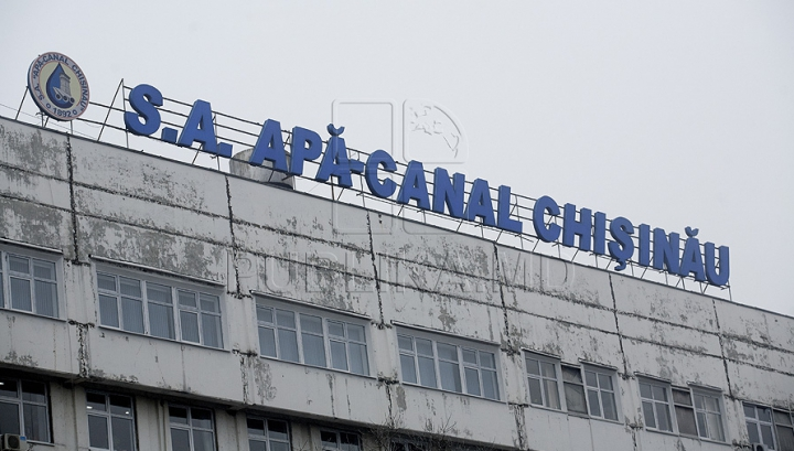 Apă-Canal Chişinău требует повысить тариф на воду до 14 леев за кубометр